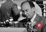 Image of Adlai Stevenson Newton Iowa United States USA, 1956, second 9 stock footage video 65675073192