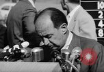 Image of Adlai Stevenson Newton Iowa United States USA, 1956, second 11 stock footage video 65675073192
