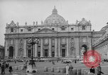 Image of Pope Pius XII Vatican City Rome Italy, 1952, second 2 stock footage video 65675073195