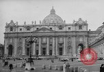 Image of Pope Pius XII Vatican City Rome Italy, 1952, second 3 stock footage video 65675073195
