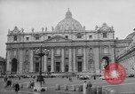 Image of Pope Pius XII Vatican City Rome Italy, 1952, second 4 stock footage video 65675073195