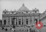 Image of Pope Pius XII Vatican City Rome Italy, 1952, second 5 stock footage video 65675073195