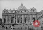 Image of Pope Pius XII Vatican City Rome Italy, 1952, second 6 stock footage video 65675073195