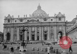 Image of Pope Pius XII Vatican City Rome Italy, 1952, second 7 stock footage video 65675073195