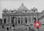 Image of Pope Pius XII Vatican City Rome Italy, 1952, second 8 stock footage video 65675073195