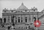 Image of Pope Pius XII Vatican City Rome Italy, 1952, second 9 stock footage video 65675073195