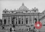 Image of Pope Pius XII Vatican City Rome Italy, 1952, second 10 stock footage video 65675073195