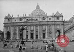 Image of Pope Pius XII Vatican City Rome Italy, 1952, second 11 stock footage video 65675073195