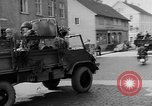 Image of Bundeswehr Fulda Germany, 1970, second 8 stock footage video 65675073196