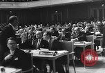 Image of UN Commission Meeting Vienna Austria, 1969, second 9 stock footage video 65675073199