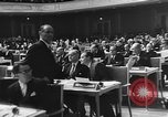 Image of UN Commission Meeting Vienna Austria, 1969, second 10 stock footage video 65675073199