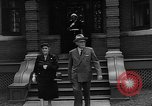 Image of election Canada, 1957, second 9 stock footage video 65675073201