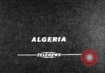 Image of Robert Lacoste Algeria, 1957, second 3 stock footage video 65675073204