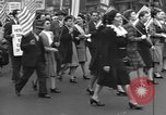 Image of Communists parade New York City USA, 1946, second 9 stock footage video 65675073207
