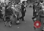 Image of Communists parade New York City USA, 1946, second 12 stock footage video 65675073207