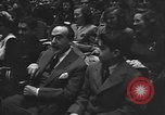 Image of UN Security Council meeting 1946 Lake Success New York USA, 1946, second 8 stock footage video 65675073208