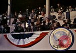 Image of presidential inauguration Washington DC USA, 1961, second 12 stock footage video 65675073209