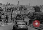 Image of apartment developments and rush hour Washington DC USA, 1950, second 3 stock footage video 65675073230