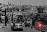 Image of apartment developments and rush hour Washington DC USA, 1950, second 4 stock footage video 65675073230