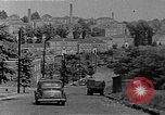 Image of apartment developments and rush hour Washington DC USA, 1950, second 5 stock footage video 65675073230