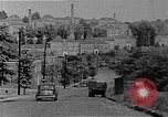 Image of apartment developments and rush hour Washington DC USA, 1950, second 7 stock footage video 65675073230