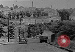 Image of apartment developments and rush hour Washington DC USA, 1950, second 8 stock footage video 65675073230