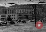 Image of traffic jams and rush hour Washington DC USA, 1950, second 1 stock footage video 65675073231