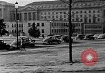 Image of traffic jams and rush hour Washington DC USA, 1950, second 4 stock footage video 65675073231