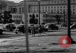 Image of traffic jams and rush hour Washington DC USA, 1950, second 6 stock footage video 65675073231