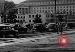 Image of traffic jams and rush hour Washington DC USA, 1950, second 7 stock footage video 65675073231
