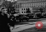 Image of traffic jams and rush hour Washington DC USA, 1950, second 8 stock footage video 65675073231
