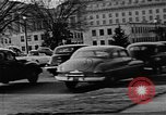 Image of traffic jams and rush hour Washington DC USA, 1950, second 9 stock footage video 65675073231
