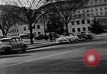 Image of traffic jams and rush hour Washington DC USA, 1950, second 11 stock footage video 65675073231