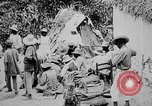 Image of natives gamble Haiti West Indies, 1925, second 9 stock footage video 65675073254