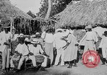 Image of Haitian civilians Haiti West Indies, 1924, second 8 stock footage video 65675073267