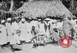 Image of gamecock fight Haiti West Indies, 1924, second 10 stock footage video 65675073268