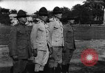 Image of United States Marines receive Haitian military medals Port-au-Prince Haiti West Indies, 1920, second 11 stock footage video 65675073271