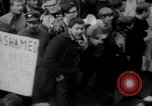Image of British demonstration against Vietnam War London England United Kingdom, 1967, second 11 stock footage video 65675073275