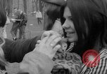 Image of hippies at a Detroit love-in Detroit Michigan USA, 1967, second 8 stock footage video 65675073277