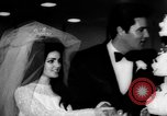 Image of Elvis Presley marries Priscilla Ann Beaulieu Las Vegas Nevada USA, 1967, second 11 stock footage video 65675073282