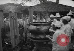 Image of fire walking ceremony Malaysia, 1967, second 10 stock footage video 65675073290