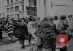 Image of peace demonstration San Francisco California USA, 1967, second 11 stock footage video 65675073294