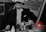 Image of clown show New York United States USA, 1967, second 9 stock footage video 65675073298