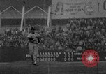 Image of Baseball player Billy Rohr pitching against Yankees New York City USA, 1967, second 11 stock footage video 65675073299