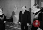 Image of Hubert H Humphrey Vatican City Rome Italy, 1967, second 4 stock footage video 65675073303