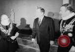 Image of Hubert H Humphrey Vatican City Rome Italy, 1967, second 5 stock footage video 65675073303