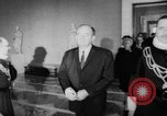 Image of Hubert H Humphrey Vatican City Rome Italy, 1967, second 7 stock footage video 65675073303