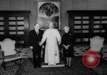 Image of Hubert H Humphrey Vatican City Rome Italy, 1967, second 11 stock footage video 65675073303