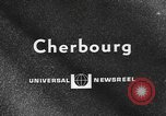 Image of Le Redoubtable Cherbourg Normandy France, 1967, second 2 stock footage video 65675073305