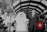 Image of wedding ceremony Chicago Illinois USA, 1967, second 8 stock footage video 65675073307